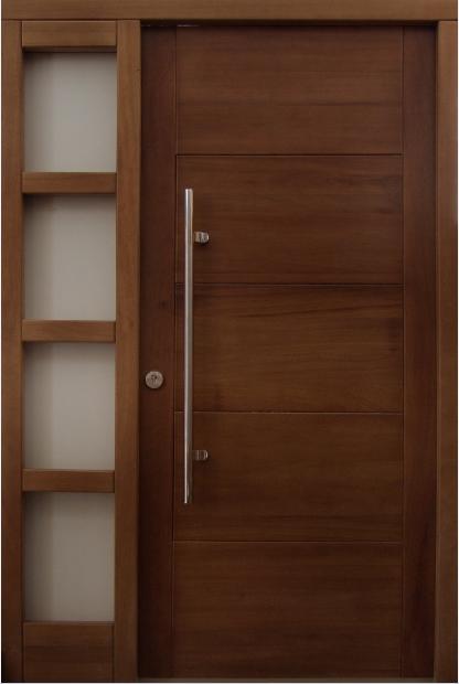 Puertas de entrada muebles y carpinter a vera for Puertas de entrada modernas precios