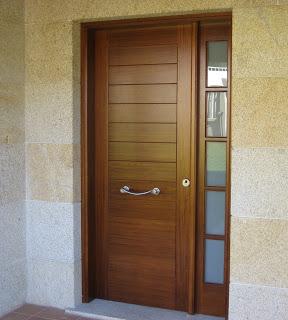 Puertas de entrada muebles y carpinter a vera - Puertas de entrada leroy merlin ...